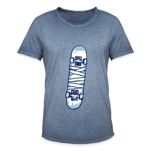 Mummy Skateboard - T-shirt vintage Homme