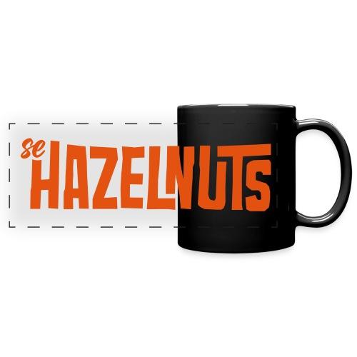 se Hazelnuts Tasse - Panoramatasse farbig
