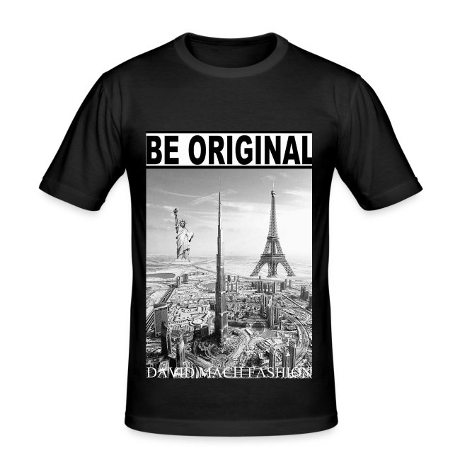 T-shirt Homme Be Original