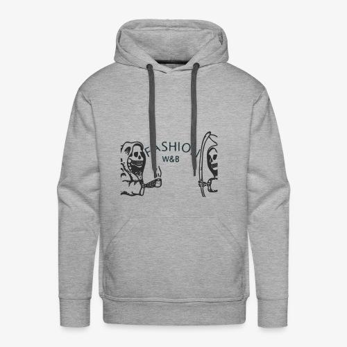 HOODIE MURDER - Sweat-shirt à capuche Premium pour hommes