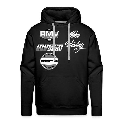 NBR Hoody Mike - Männer Premium Hoodie