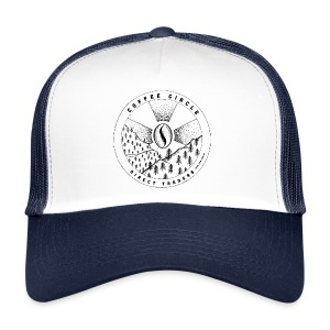 Coffee Circle – Mesh Cap - Trucker Cap