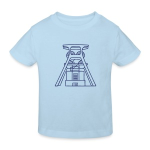 Zeche Zollverein Essen - Kinder Bio-T-Shirt
