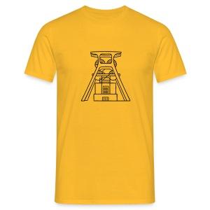 Zeche Zollverein Essen - Männer T-Shirt