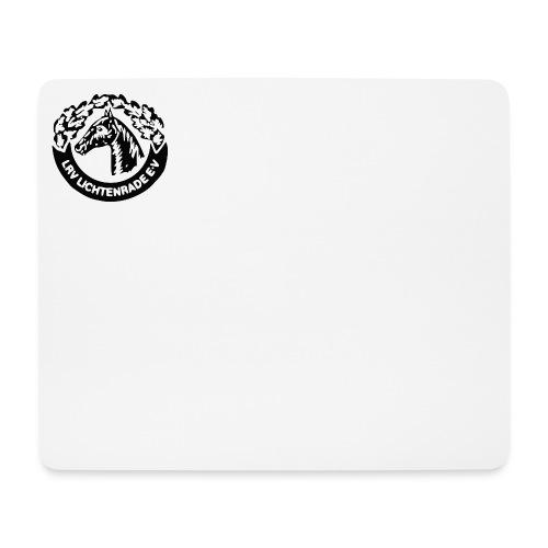 Mauspad mit kleinem LRV-Logo - Mousepad (Querformat)