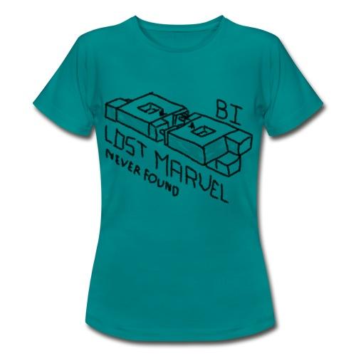 B1 - Lost Marvel - T-shirt dam