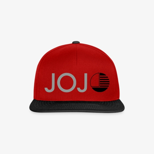 JOJO Skipper Kappe im flachen Style - Snapback Cap