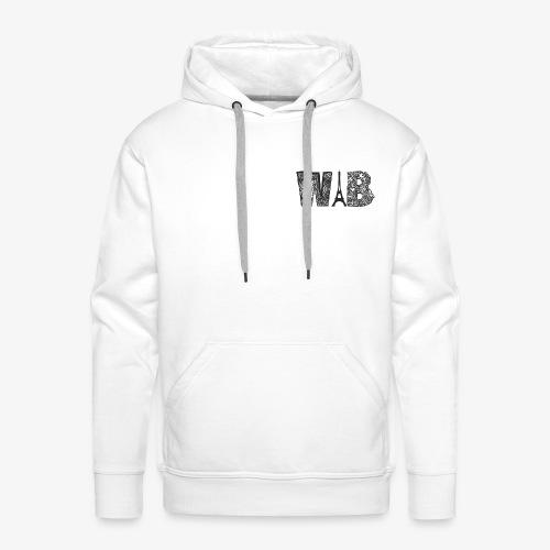 EIFFEL HOODIE - Sweat-shirt à capuche Premium pour hommes