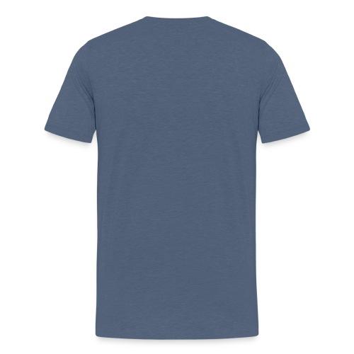 Ski-Tshirt - Männer Premium T-Shirt