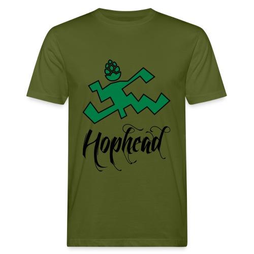 Hophead - Männer Bio-T-Shirt