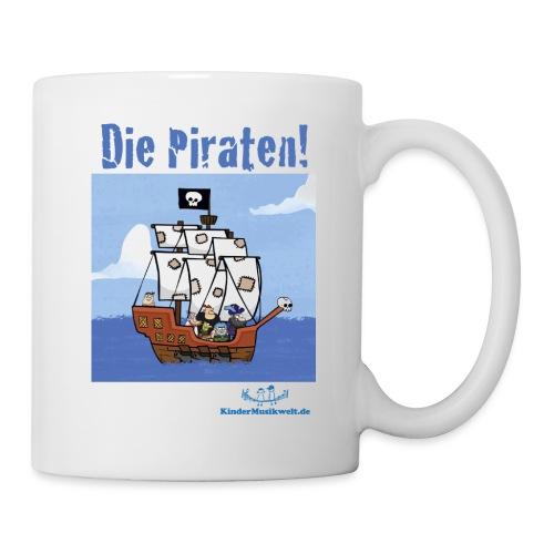 Tasse Piraten 1 Schiff - Tasse
