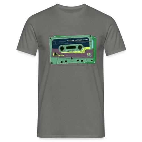 Tape VEB Magnetbandfabrik - Männer T-Shirt