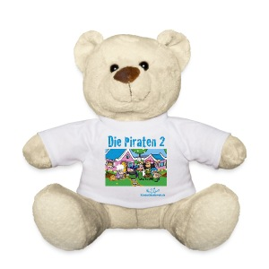 Teddy Piraten 2 Im Garten - Teddy