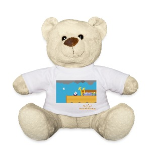 Teddy Arche Noah unterwegs - Teddy
