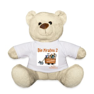 Teddy Piraten 2 Wagen - Teddy