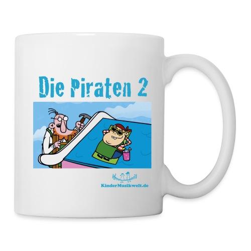 Tasse Piraten 2 Hein sonnt sich - Tasse