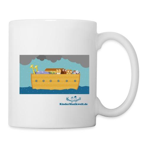 Tasse Arche Noah unterwegs - Tasse