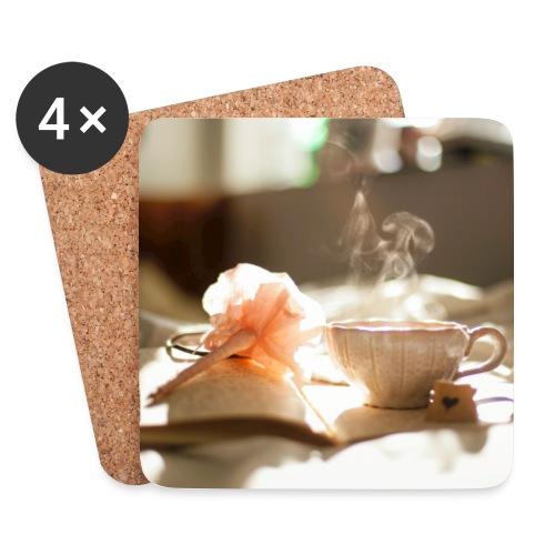 cup saucer pen fl full.jpg - Coasters (set of 4)