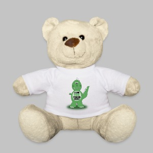 Ours peluche Dino Love - Teddy Bear