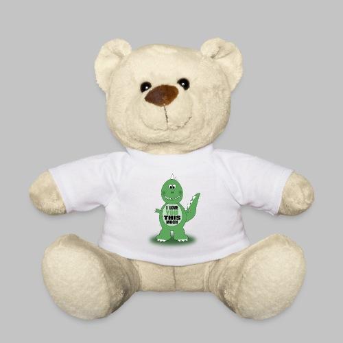 Ours peluche Dino Love - Teddy Bear