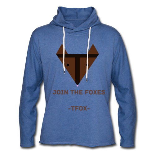 Join the Foxes HOODIE UNISEX - Lichte hoodie unisex