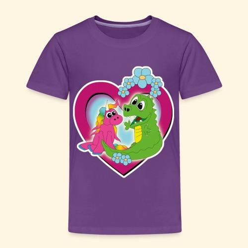 beste Freunde - Kinder Premium T-Shirt
