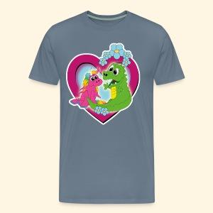 beste Freunde - Männer Premium T-Shirt