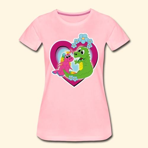 beste Freunde - Frauen Premium T-Shirt
