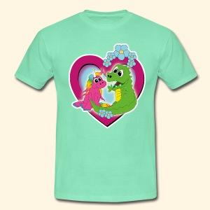 beste Freunde - Männer T-Shirt