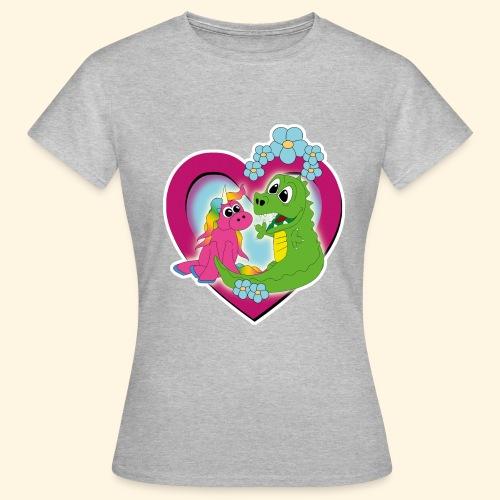beste Freunde - Frauen T-Shirt