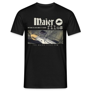 Maier Files Saucer - T-shirt Homme