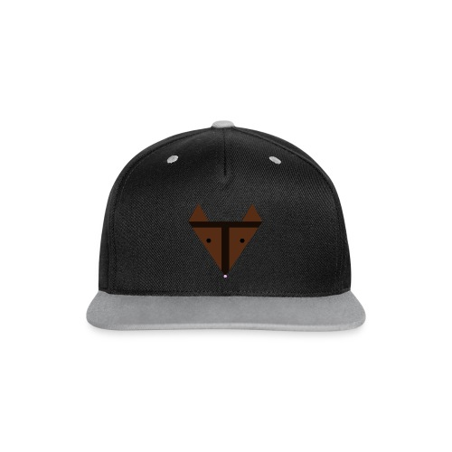 Join the Foxes SNAPBACK - Contrast snapback cap