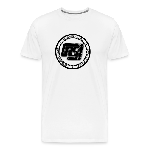 Large RS Logo - Shirt 1 - Men's Premium T-Shirt