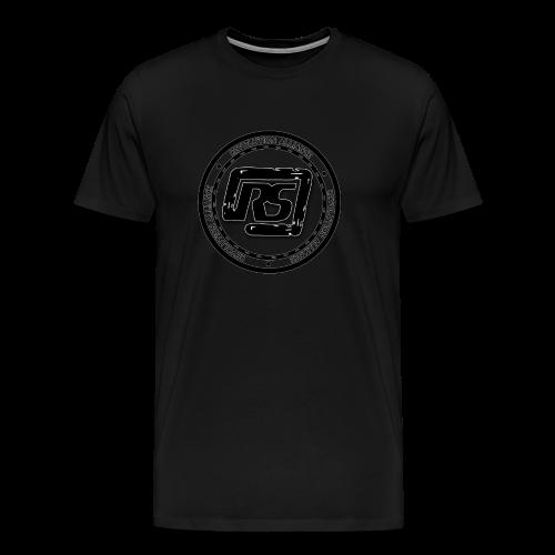 Large RS Logo - Shirt 3 - Men's Premium T-Shirt