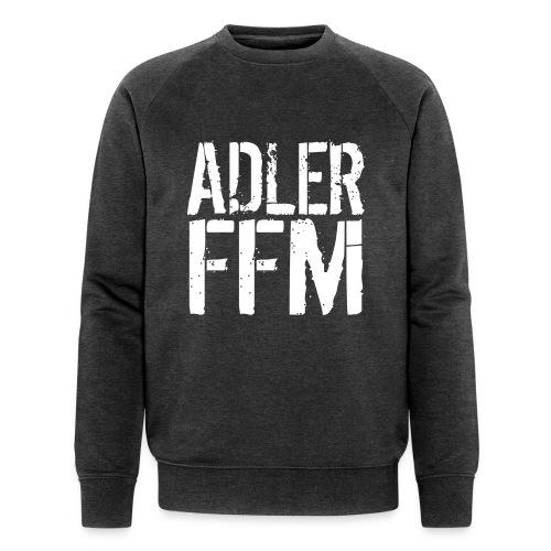 Herren Sweatshirt Adler FFM - Männer Bio-Sweatshirt von Stanley & Stella