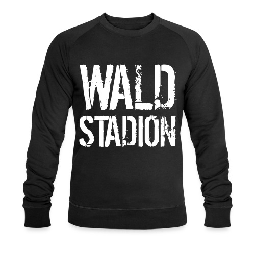 Herren Sweatshirt Waldstadion - Männer Bio-Sweatshirt von Stanley & Stella