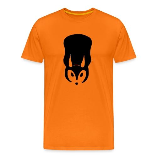 Serious Squirrel Fan-Shirt Male - Men's Premium T-Shirt