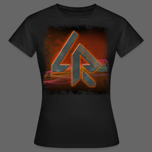 LPR Gaming BG Splash (Women) - Women's T-Shirt