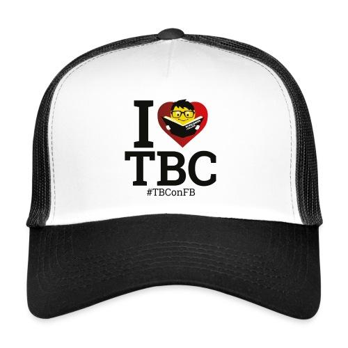 TBC Logo Baseball Hat - Trucker Cap