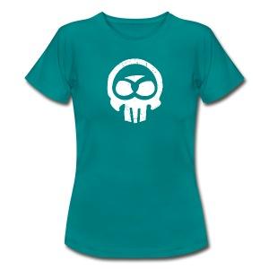 Schwabe im Kopf/weiß - Mädle - Frauen T-Shirt
