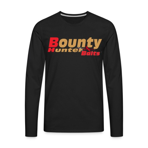 TEE-SHIRT MANCHE LONGUE BHB - T-shirt manches longues Premium Homme