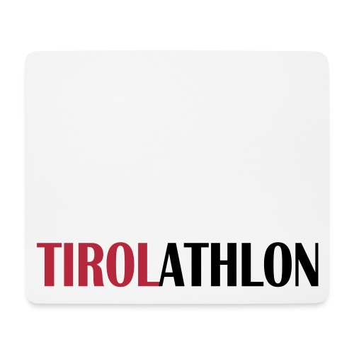 Mousepad (Querformat) - Triathlon,Tirolathlon,Swim,Run,Bike,70.3