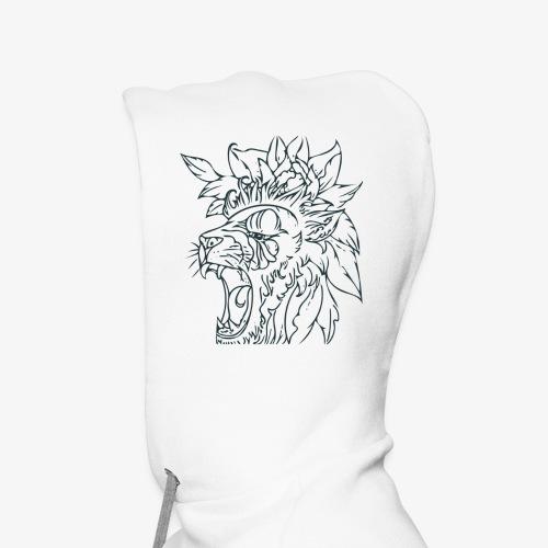 TIGER HOOD - Sweat-shirt à capuche Premium pour hommes