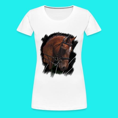 Tee-Shirt Femme - T-shirt Premium Femme