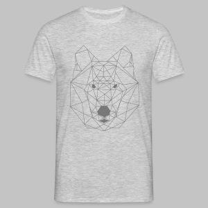 T-shirt homme Loup - Men's T-Shirt