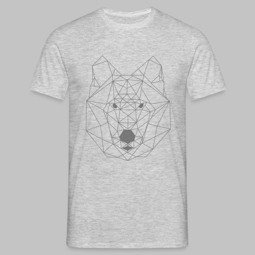 T-shirt homme Loup - Men's T-Shirt