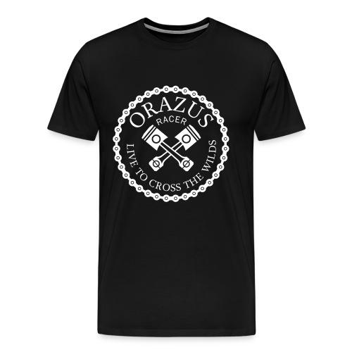 Orazus Racer - T-shirt Premium Homme