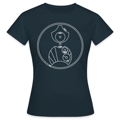 Spoiler alert! - white - Frauen T-Shirt
