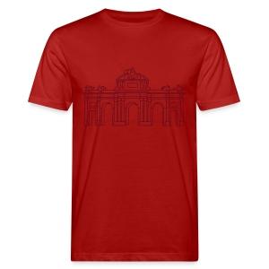 Alcalá-Tor Madrid  - Männer Bio-T-Shirt