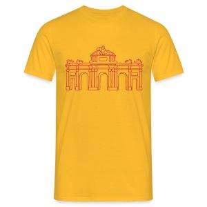 Alcalá-Tor Madrid  - Männer T-Shirt
